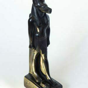 Talla Dios egipcio Anubis